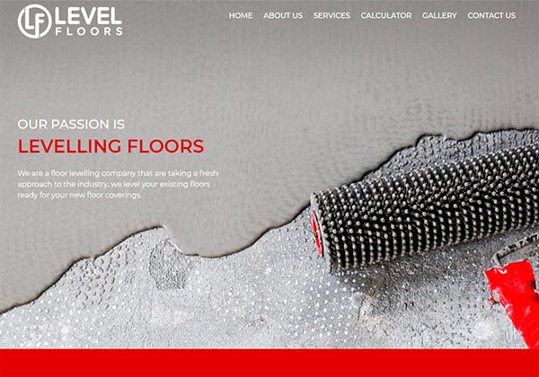 level floors